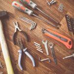 4 gereedschappen die elke klusser moet hebben